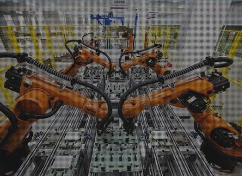 工業自動化領域